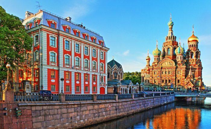 Екскурзия в Санкт Петербург
