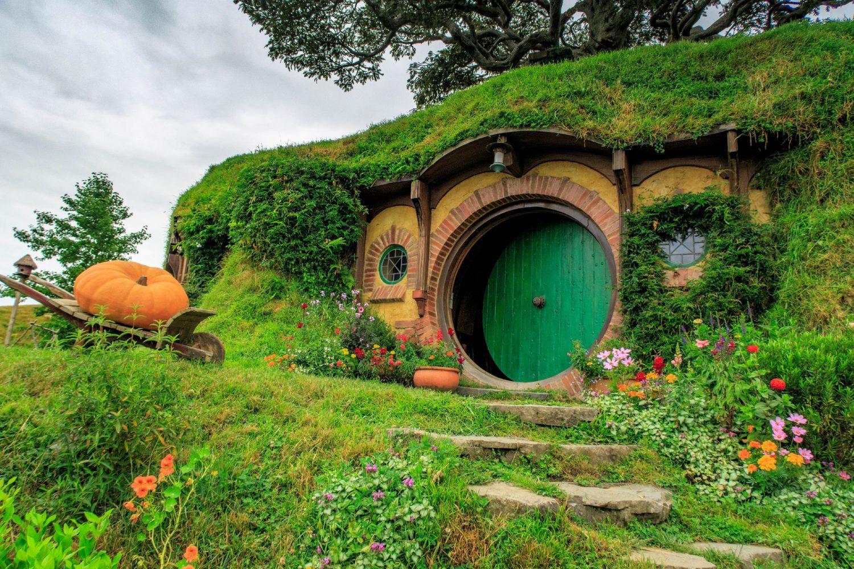 Селото на хобитите в Нова Зеландия