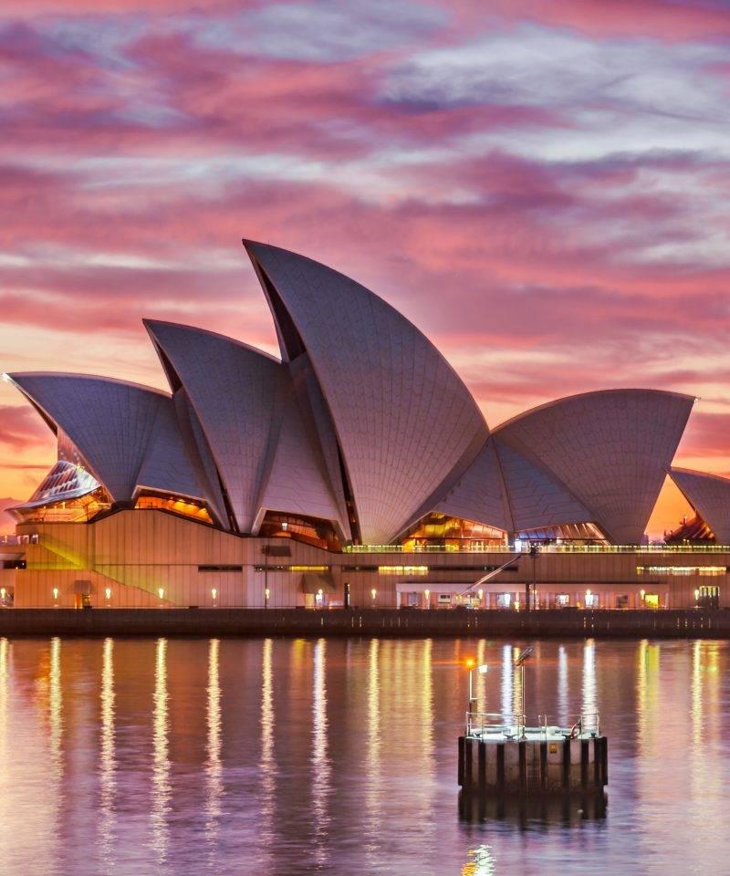 Екскурзии в Австралия