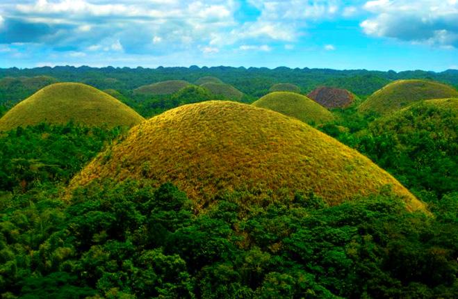 Остров Бохол на Филипините