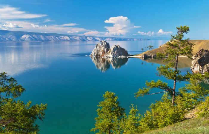 Остров Олхон, Байкал