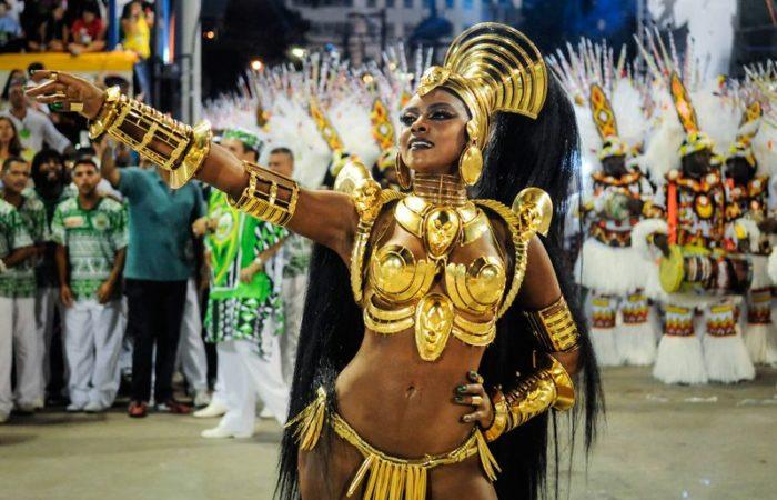Карнавалът в Рио